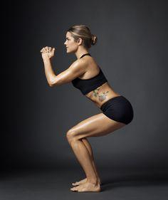 How to Do Squats (Video): Proper Squat Form Anyone Can Master How To Do Squats, How To Squat Properly, Standing Ab Exercises, Standing Abs, Squat Workout, Best Ab Workout, Workout Plans, Perfect Squat Form, Proper Squat Form