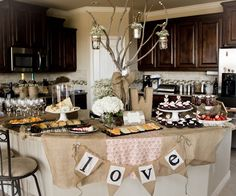 14 Amazing Rustic Bridal Shower Decorations Images Dream Wedding