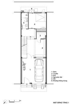 Thiết kế nhà ống có ban công rộng đủ làm phòng ăn