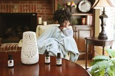 Essential Oil Lover's Guide to Diffusing