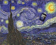 What I'd like for my shoulder, not the whole thing, perhaps just the intact TARDIS with the starry night background