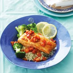 No-fuss meals: Week 4 - Paprika fish