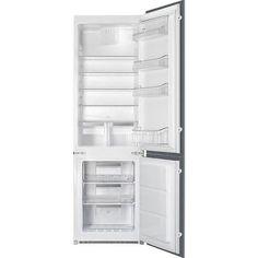 integrated fridge freezer 60 40