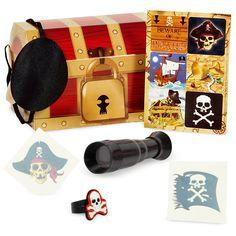 Pirates Party Favor Box