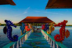 ITAP of a restaurant in Playa Paraiso MX. http://ift.tt/2o79WsJ