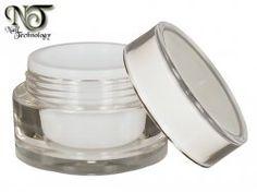Burk för kosmetika 20 ml : Nail Technology, Nagelprodukter för professionellt bruk!