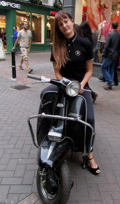 #ScooterRally #Carnaby #Lambretta #Scooterist #sixties #NorthernSoul #Trojan