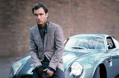 Dunhill Fall/Winter Campaign 2007 ~ 2008 with Jude Law