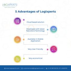 Logixperts provides Transport Management Software with Logistics ERP Software and accelerate the goods transportation management system with patented real-time tracking, and analytics dashboards. Analytics Dashboard, Cloud Based, Mobile Application, Transportation, Software, Management, Clouds, India, Goa India