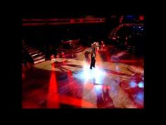 Strictly Professionals James and Ola Jordan dancing the Rumba - Strictly Come Dancing 2010