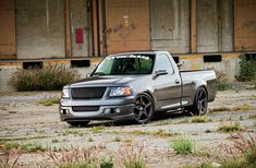 "1999 Ford F 150 Lightning ""Stealth Fighter"".."