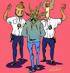 Buy marijuana seeds from Crop King Seeds. A Cannabis Seed Bank with the largest selection of feminized, autoflowering and regular cannabis seeds since Arte Dope, Dope Art, Dope Kunst, Photographie Street Art, Sketch Manga, Arte Hip Hop, Graffiti, Marijuana Art, Cannabis Oil
