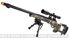 UK Arms M70 Airsoft Bolt Action Sniper Rifle - Camo