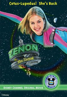 Zenon, one of Disney Chanel original movies Old Disney Movies, Disney Channel Movies, Disney Channel Original, Teen Movies, Original Movie, Children Movies, Netflix Movies, Movies Showing, Movies And Tv Shows