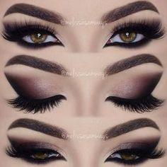 Perfect Cat Eye Makeup Ideas to Look Sexy ★ See more: http://glaminati.com/cat-eye-makeup-look-sexy/ #eyemakeup