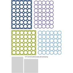 Silhouette Design Store - View Design #27953: circle lace background pattern