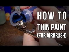 How to Paint Warhammer For Beginners - Thinning Paint For Airbrush Airbrush Tattoo, Airbrush Art, Airbrush Makeup, Model Airbrush, Airbrush Designs, Air Brush Painting, Painting Tips, Painting Techniques, Traditional Japanese Tattoo Designs