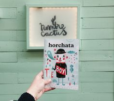 Y la @horchatamagazine para tomar con fartons!