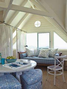 guest room / playroom | Barry Dixon Interiors