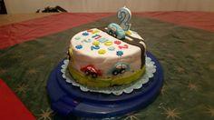 Geburtstagstorte für Jungen 2 Jahre