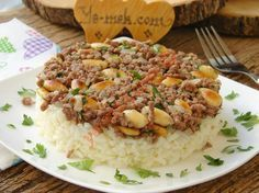 We have explained the easy-to-do Duvak Pilavı recipe step-by-step. Rice Recipes, Healthy Recipes, Turkish Recipes, Ethnic Recipes, Turkish Sweets, Turkish Kitchen, Food Names, Fresh Fruits And Vegetables, Middle Eastern Recipes