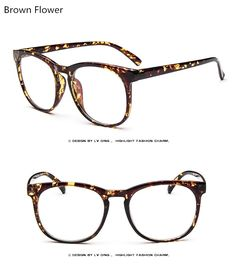 6b377d0877 2017 Women s Optical Glasses Frame for Eyewear Eyeglasses Vintage Men Women  Myopia Eye Glasses Frame Computer