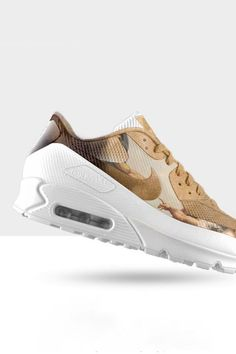 Michelangelo Nike Air Max sneakers