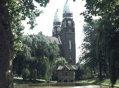 Koninginnekerk 1957