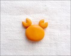 Tuto : Réaliser un crabe en pâte polymère, par Ptitamande