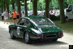 Green Porsche 912 Porsche 911 Classic, Porsche 912, Porsche Cars, Car Images, Slim Body, Awesome Things, Hot Cars, Classic Cars, Wheels