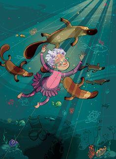 Lorena Alvarez Illustration