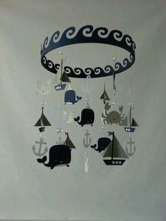 Sailor themed nursery!