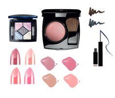 цветотип лето - подходящие цвета для макияжа