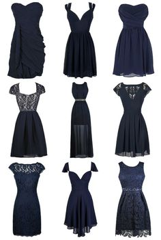Navy Blue Prom Dress,Lace Prom Dress,Bodycon Prom Dress,Fashion