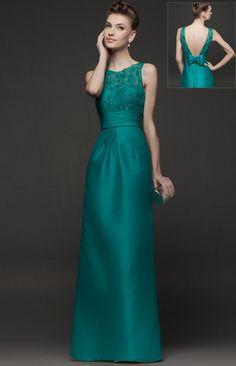 Modelo 4 ( www.airebarcelona.es ): romántico vestido de fiesta largo ...