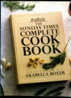 The Sunday Times Complete Cook Book. Rare Books For Sale, The Sunday Times, Used Books, Cook
