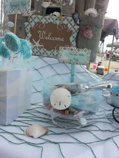 Under the Sea/ Mermaid Party Birthday Party Ideas | Photo 9 of 16