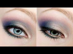 makeup TUTORIAL - Sleek Ultra Mattes V2 DARKS makijaż jesienny