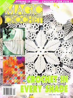 Magic Crochet n°155 - leila tkd - Álbuns da web do Picasa