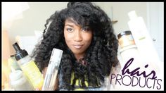 My Favorite Natural Hair Products | Updated 2014