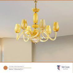 Güzel ve modern bir aydınlatma olan Bahar Avize, odalarınızı keyifle vakit geçirebildiğiniz özel mekanlara dönüştürmektedir. Ürünü Detaylı İncelemek İçin Linke Tıklayınız: http://bit.ly/2ehSMWF #tavcam #tavcamavizeaydınlatma #tavcamavize.com #baharserisi #karamel #chandelier #glassart #decoration #exclusive #handmade #Turkey