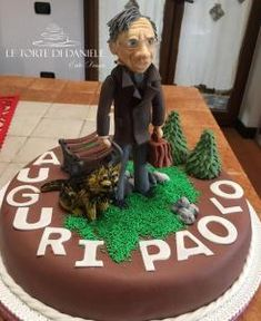 Torta di compleanno inviata da Le torte di Daniele