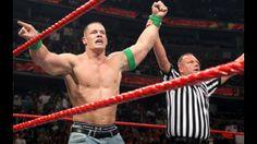 John Cena Monday Night Raw 7/27/09