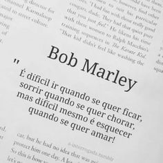 Rei do raggae Motivational Phrases, Inspirational Quotes, Bob Marley, Some Words, Positive Vibes, Sentences, Love Quotes, It Hurts, How Are You Feeling