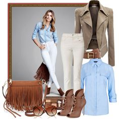 Designer Clothes, Shoes & Bags for Women Armani Jeans, Oasis, Rebecca Minkoff, White Jeans, Mango, Polyvore, Stuff To Buy, Shopping, Collection