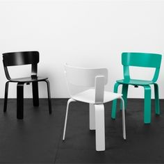 Bento chairs by One Nordic.