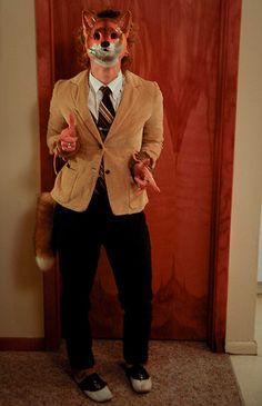 Happy Halloween from Fantastic Mr. Fox!    www.starsforstreetlights.com