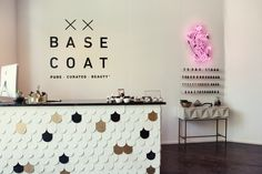 Base Coat Nail Salon is a non-toxic nail salon featuring a highly curated collection of natural+organic beauty products. Located in Denver, Colorado.