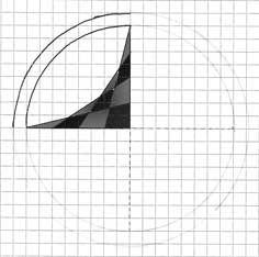 [Ecole bilingue de Baillargues] -Dessins géométriques -Rosaces -Rosace n°5