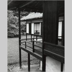 Engawa de la Villa Impériale Katsura à Kyôto.